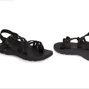 Chaco ZX/2 classic sandals black 6